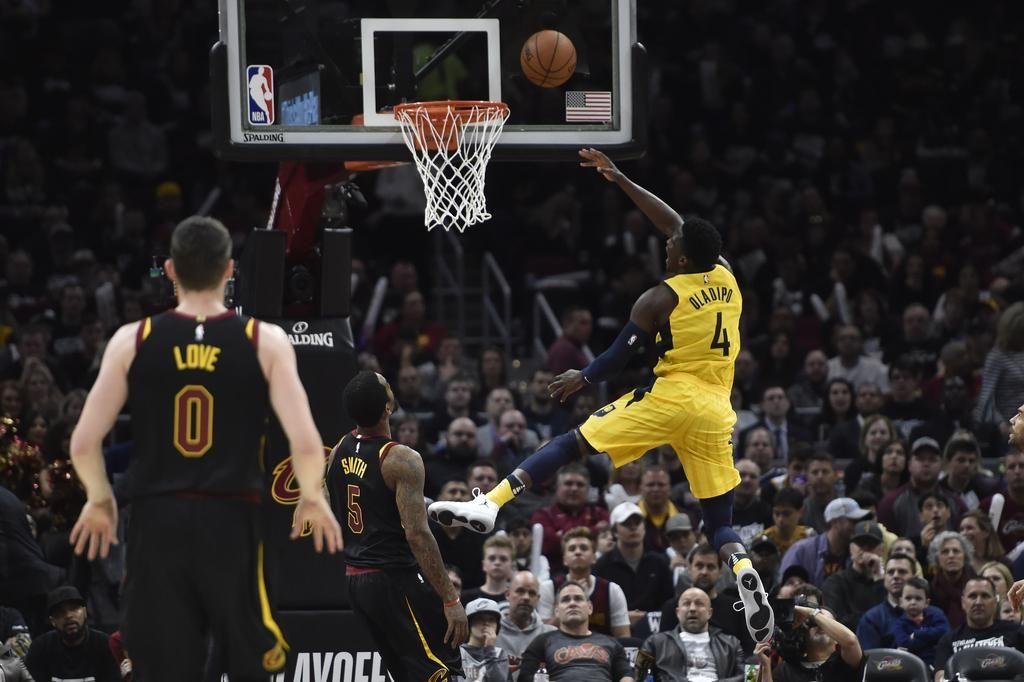 NBA: Indiana na prvi tekmi nadigrala Cleveland (VIDEO)