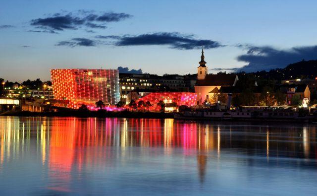 Kdor si želi spremembe, potuje v Linz.