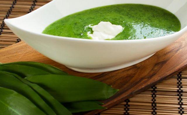 Čemaževa juha. FOTO: Krištof Koman