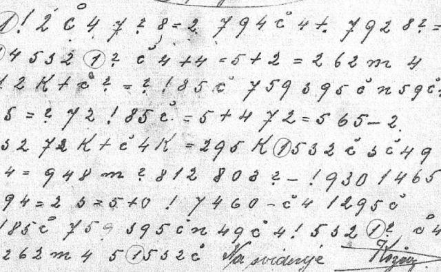 Razglednico iz leta 1916 so odkrili šele pred petimi leti.