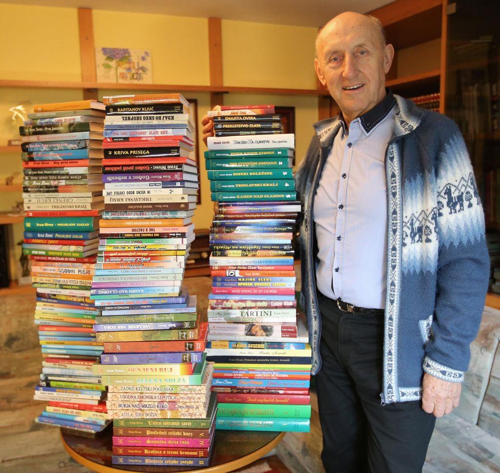 Pisateljska spovednica: Ivan Sivec
