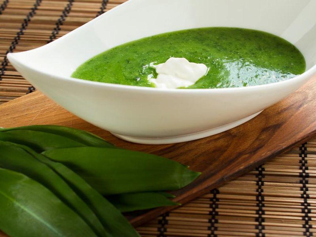 Sredin namig za kosilo: Čemaževa kremna juha