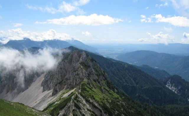 Obisk slovenskih gora bi se za tujca lahko končal tragično. FOTO: Tomaž Branc