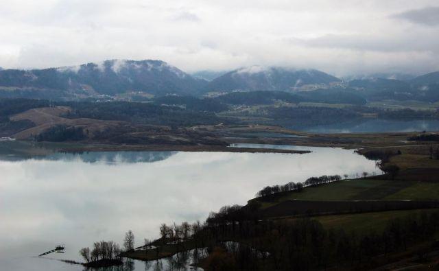 Erico je bil ustanovljen za okoljske raziskave v Šaleški dolini, zdaj pa ob zaradi rudarjenja degradiranem in ojezerenem območju zanj skoraj več ni dela. FOTO: Brane Piano