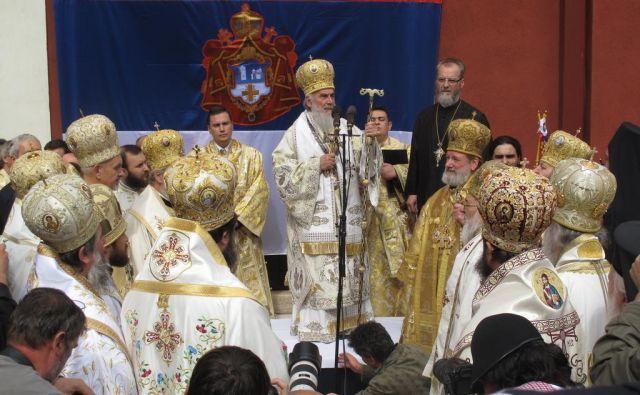 Poglavar SPC patriarh Irinej: Vsi zločini na Kosovu zahtevajo maščevanje, ne človeškega, temveč božje.