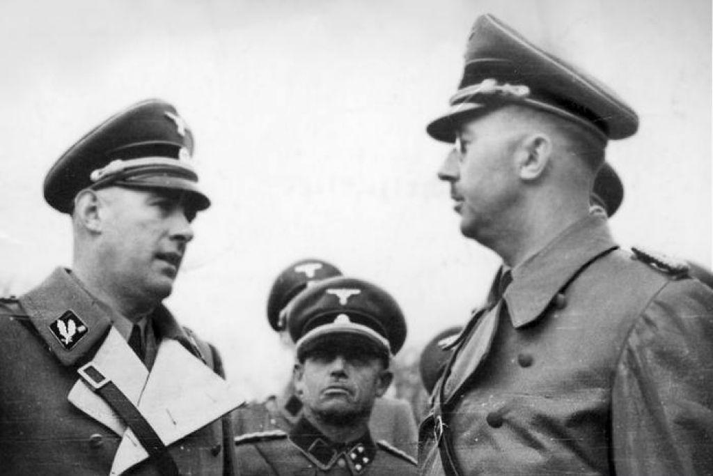 Hitlerjev klavec slovenske krvi