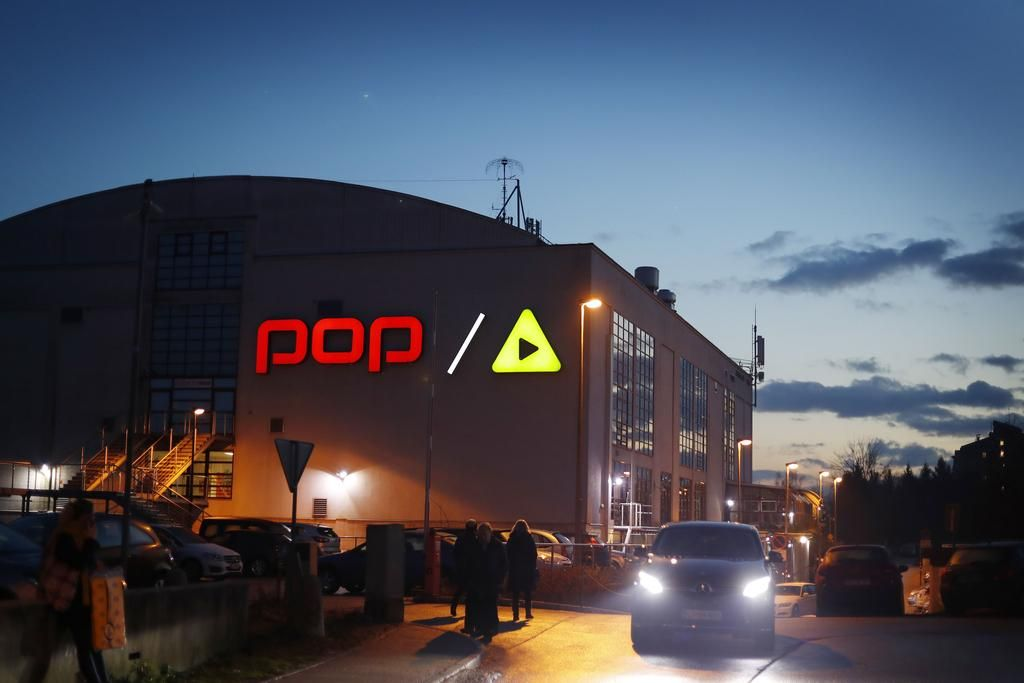 Balkanski prijemi v tekmi za Pop TV