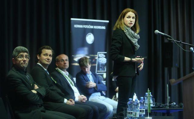 Mednarodna konferenca v Vitanju je bila namenjena razpravi o močnem ekosistemu za razvoj vesoljskih tehnologij.