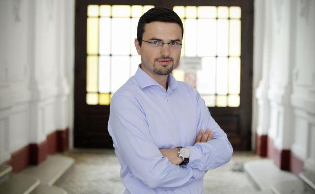 Matej Tonin, vršilec dolžnosti predsednika NSi, je prepričan, da je zdaj čas za nove generacije.