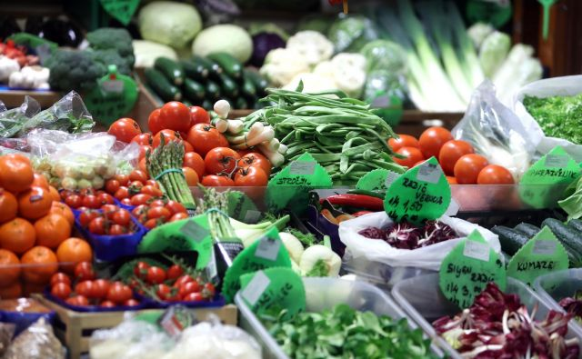 Američani so, kot kaže, najmanj navdušeni nad sadjem in zelenjavo. FOTO: Igor Mali