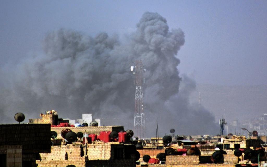 Veleposlaniki Francije, Združenega kraljestva in ZDA: Ukrepanje v Siriji je bilo upravičeno in legitimno