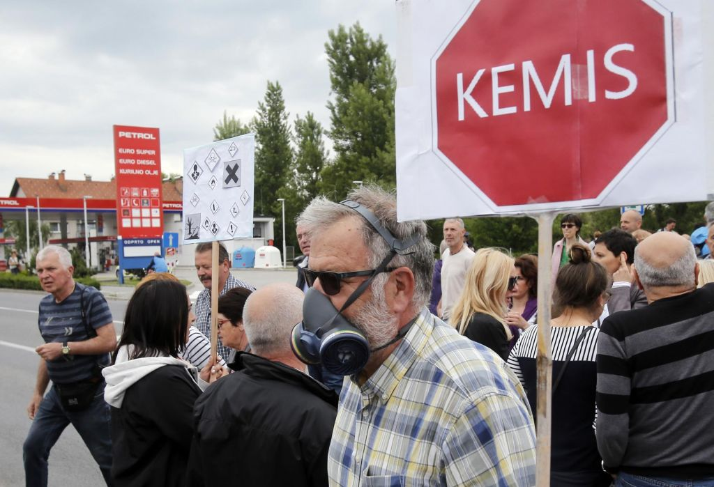 Sanacija Kemisa: Nanut zapušča položaj direktorja (video)