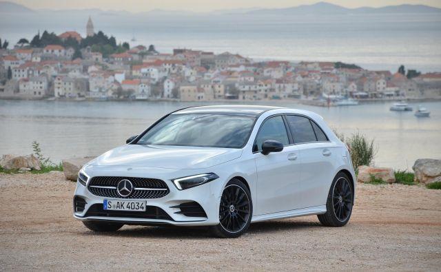 Mercedes z novo generacijo razreda A bolj kot kdaj doslej meri na mlajšo, novo publiko.