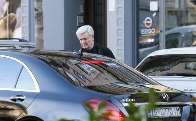 Londonsko sodišče je odobrilo izročitev Ivice Todorića (na fotografiji) Hrvaški. FOTO: Cropix
