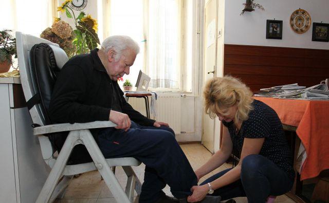 Pomoč starejšim doma