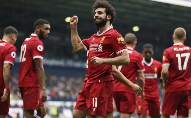 Mohamed Salah je bil najboljši po izboru igralcev.