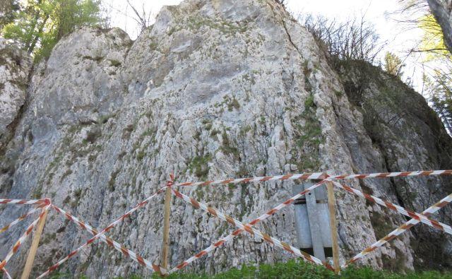 Plezališče Iglica na Bohinjski Beli. Foto Blaž Račič