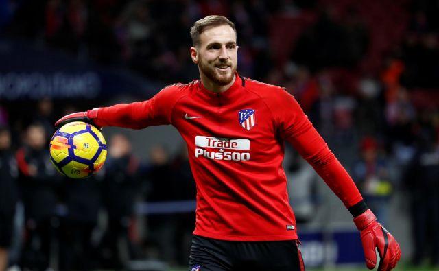 Vratar Jan Oblak je v tej španski sezoni prejel le 18 golov.