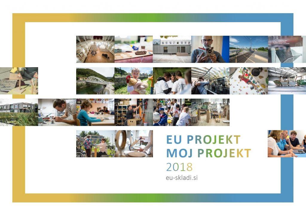 EU PROJEKT, MOJ PROJEKT s 40 dogodki po Sloveniji