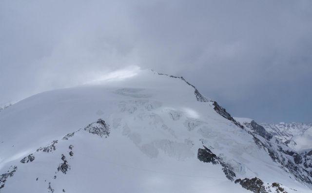 Švicarska gora Pigne d'Arolla FOTO: Reuters