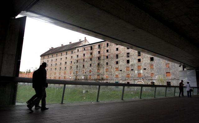 Prenova Cukrarne je ocenjena na 23,5 milijona evrov. FOTO: Roman Šipić