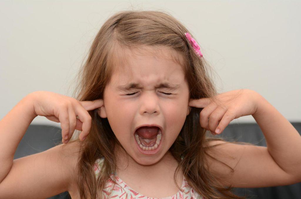 Ščipanje je izraz jeze ali nemoči