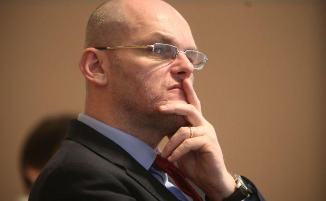 Goran Klemenčič zahteva pregled preiskave v primeru Teš 6. FOTO: Jure Eržen