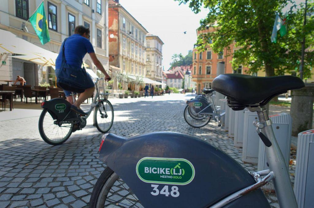 32 tisoč kolesarjev prisega na Bicikelj