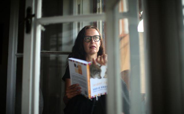 Ivana Gradišnik, vodja Familylab Slovenija FOTO: Jure Eržen