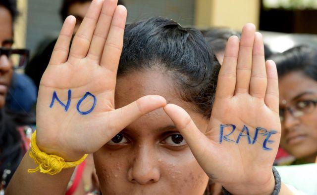 Leta 2016 so v Indiji prijavili okoli 40.000 posilstev. FOTO: AFP