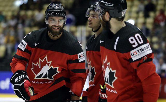 Kanadčani so imeli ogromno razlogov za veselje. FotoDavid W. Černy/Reuters