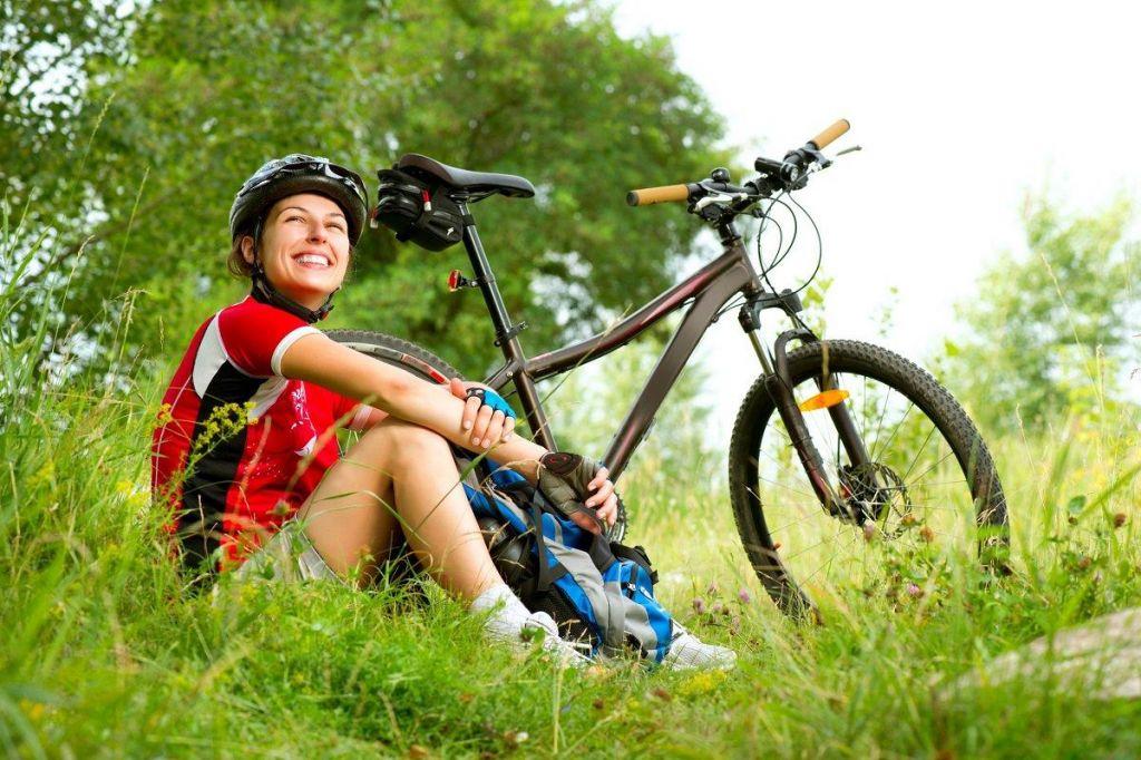 FOTO:Gorski kolesarji so boljši ljudje