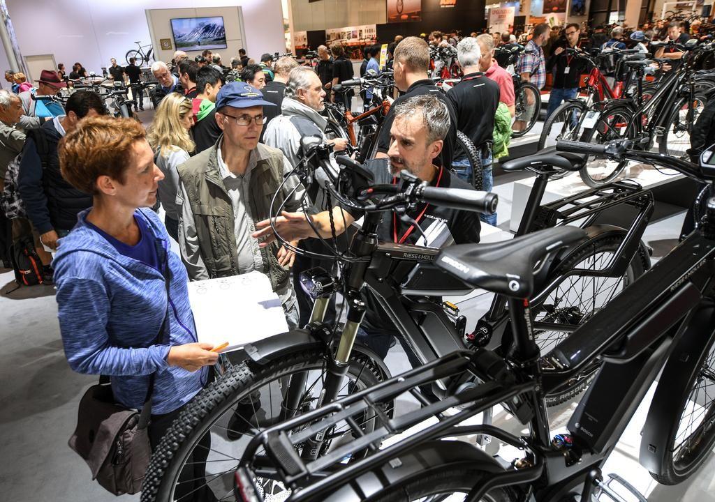 Elektrika osvaja kolesarski trg