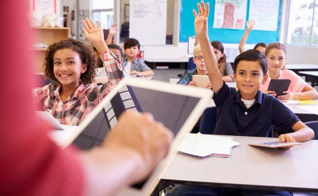 V razredih je približno desetina otrok s posebnimi potrebami, petina ali več pa nadarjenih, ki zahtevajo povsem drugačen način dela. FOTO: Monkeybusinessimages/Getty Images/istockphoto