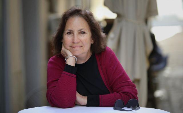 Francoska založnica in pisateljica Teresa Cremisi