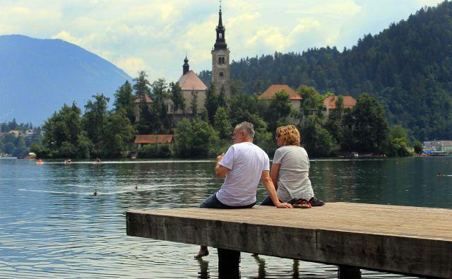 Slovenija je v zadnjem času zmanjšala zaostanek za EU v gospodarski razvitosti. FOTO: Blaž Samec/Delo