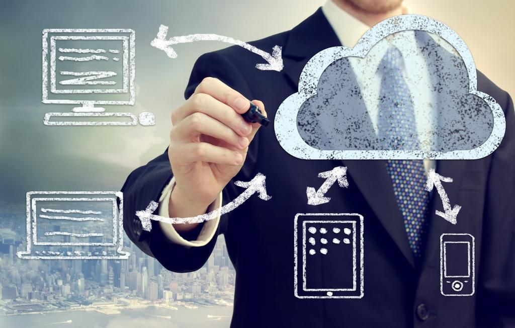 Računalništvo v oblaku nezaustavljivo raste