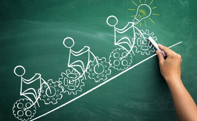 »Zaposleni si lahko sami organizirajo delovnik, upoštevajoč naloge, ki jih imajo tisti dan. FOTO: Shutterstock/