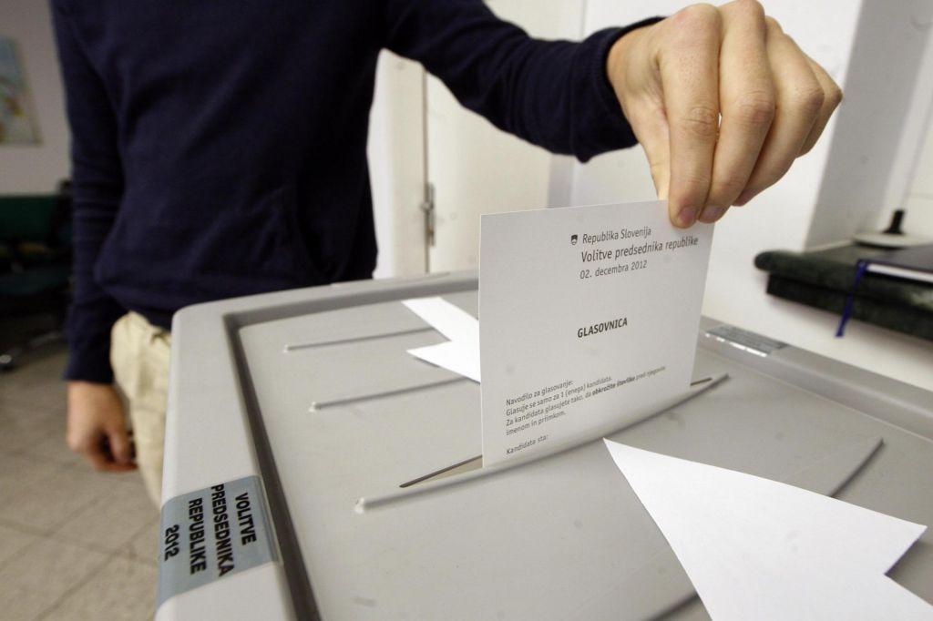 Komisije zavrnile štiri kandidatne liste