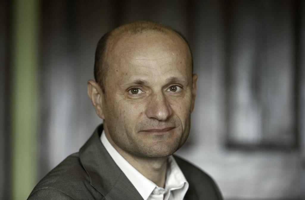 Pisateljska spovednica: Dušan Šarotar
