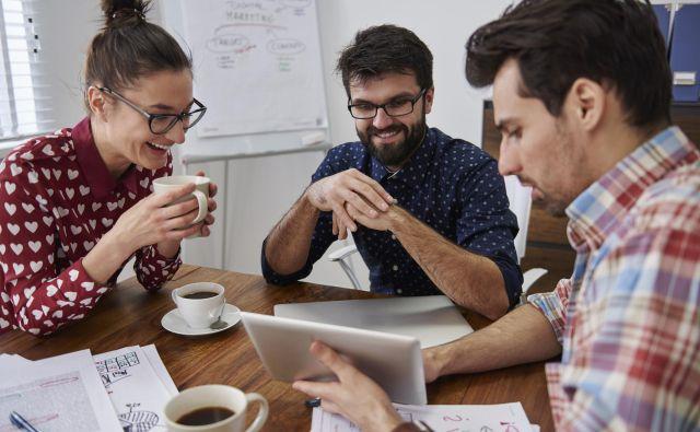 Osebna energija je tista, ki določa uspešnost, način sodelovanja z drugimi in zadovoljstvo v življenju. FOTO:Shutterstock