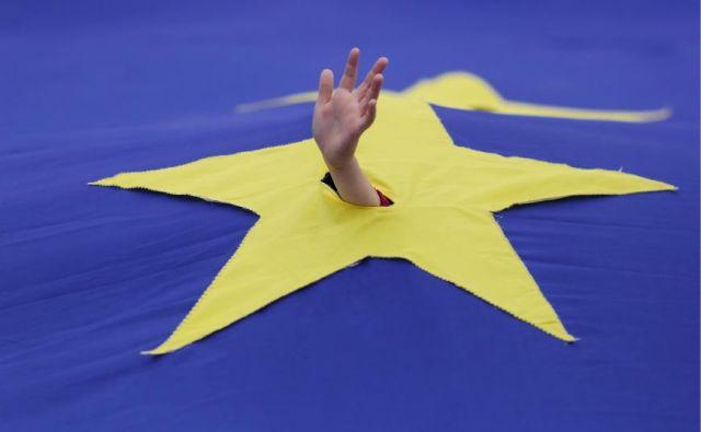 Želje po močnejši Evropi, ki so jih izrekali naši sodržavljani po britanskem referendumu, lahko ostanejo neuresničene, če besedam ne bodo sledila dodatna konkretna dejanja. FOTO: Reuters