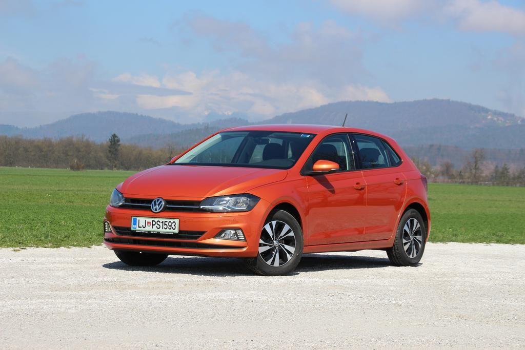 FOTO:VW polo 1.0 TSI comfortline