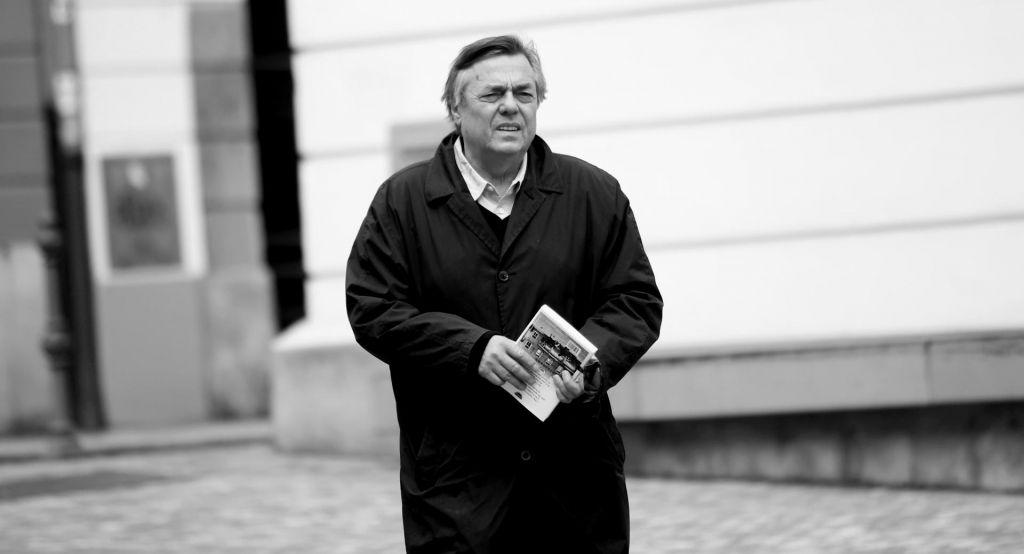 Drago Jančar v Pragi z novim prevodom