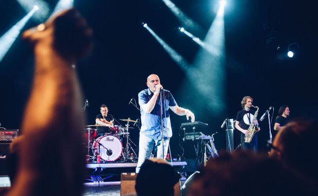 S koncerta Demolition Group v Kino Šiški 9. maja 2018. Foto Jaka Ceglar
