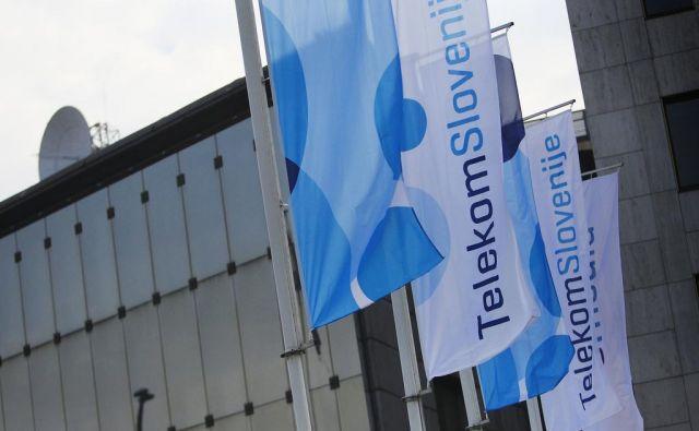Telekom je lani beležil77-odstotni padec dobička. FOTO: Leon Vidic/Delo