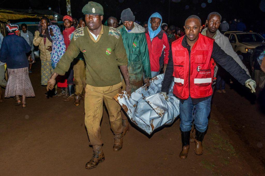 Kenija: poškodovani jez zahteval več kot 30 smrtnih žrtev