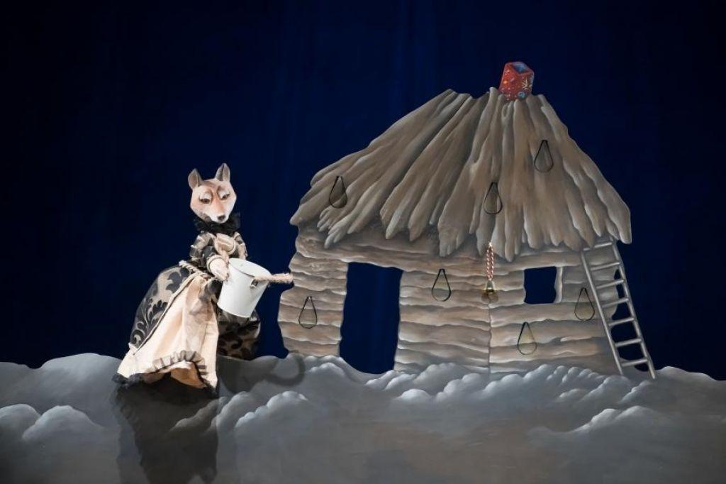 Zajčkova hišica