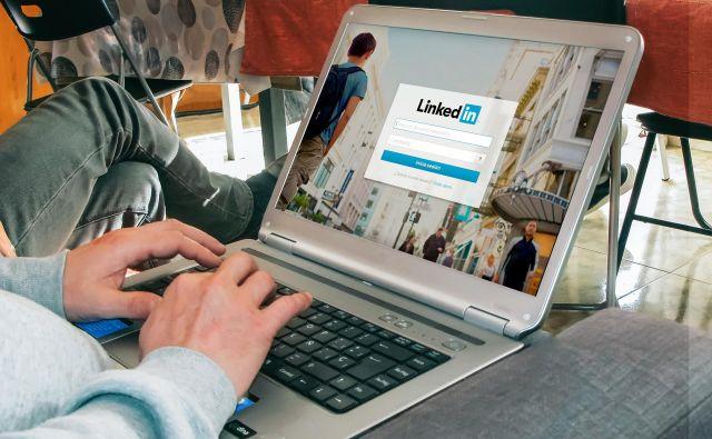 Profili na linkedinu so le odskočna deska za odločitev, ali bodo kadroviki sploh vzpostavili stik s kandidatom in ga uvrstili v izbirni postopek. FOTO: Shutterstock