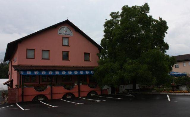 Gostilna Markelj v Spodnji Rečici, kjer je novo volišče za krajane Nizke in Varpolja. FOTO: Arhiv Gostilna Markelj